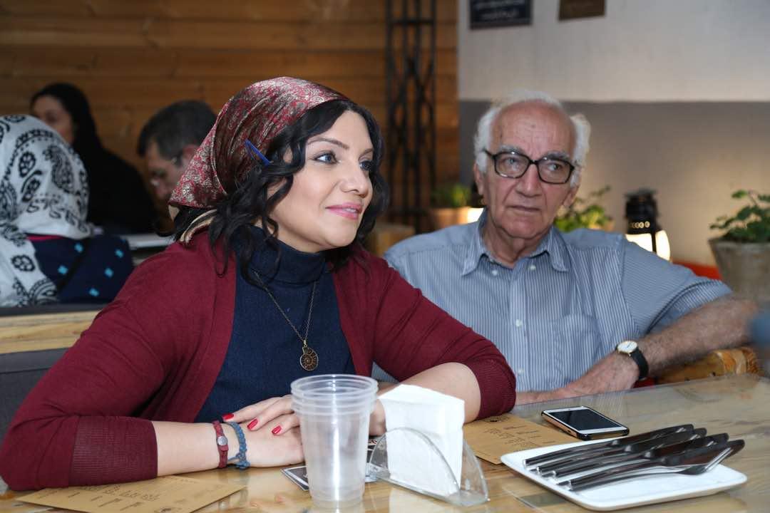 نمایش کافه پولشری در کافه سينما