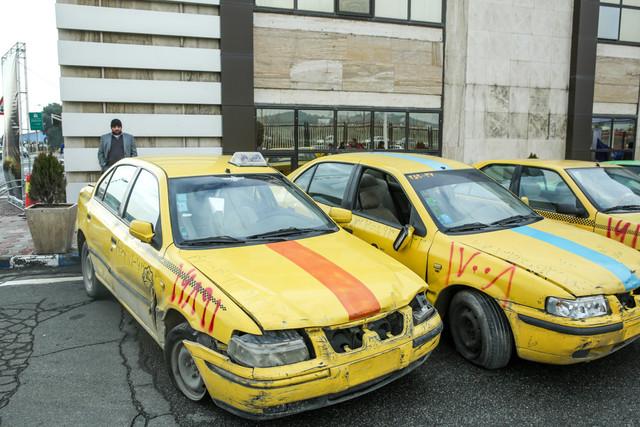 آخرین وضعیت نوسازی تاکسیهای فرسوده در تهران