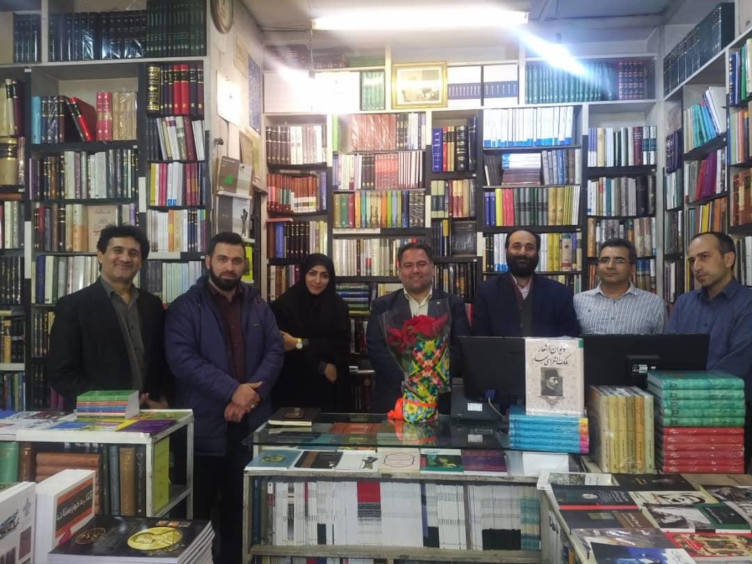 کتابگردی و تقدیر از ناشران در قلب فرهنگی پایتخت